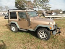 1999 Jeep Wrangler #205 SPORT 4