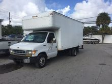 2002 Ford E450 Vehicle TURBO DI