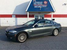 2011 BMW 5 Series All Wheel Dri