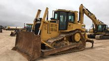 2009 CAT D6T DOZER, CAB AIR, HI