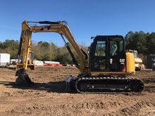 2016 CAT 308E2 CR HYDRAULIC EXC