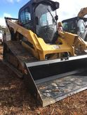 2014 CAT 299DA TRACKED SKID STE