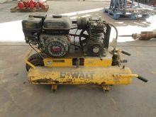 Used DEWALT GAS POWE