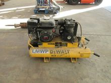 DEWALT GAS POWERED JOB SITE AIR