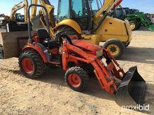 KIOTI CK20 4WD/LDR/E19400229/28