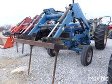 FORD 6610S/LDR&BALE FORKS/ZX351
