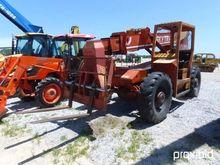 SKYTRACK 8038 4WD S#8038-7F0063