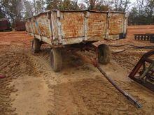 Used Wagon Trailer i