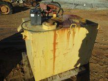 Used Fuel Tank w/ Pu