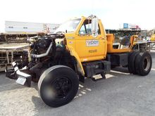 1996 Ford F800 Cab and Chassis