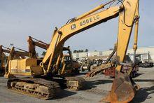John Deere 690ELC Excavator, PI