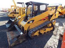 2013 CAT 259B Compact Track Loa