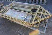Pallet: Misc. Railing Pieces fo