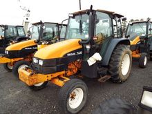 Holland TL80 Utility Tractor (V