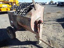 Essick Pull Behind Mortar Mixer