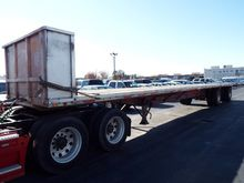 1994 Dorsey T/A Flatbed Trailer