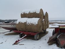 14 4x5 Grass/Marsh Mixed Hay