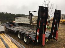 JOHNSON J25 LOWBOY TRAILER, VIN