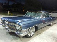 1964 Cadillac Fleetwood SEDAN
