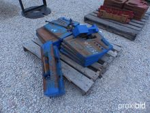 (10) New Holland Front Weights