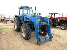 FORD 4 CYL DSL TRACTOR W/FORD L