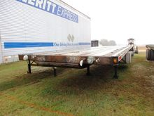 1998 WABASH 8X48 T/A FLATBED TR
