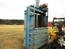 AMERICAN CARD BOARD BALER