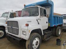 1995 Ford L9000 S/A Dump Truck