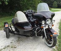 1990 Harley Davidson Motorcycle