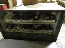 loaded heavy duty tool chest