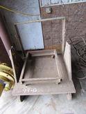 (2) steel carts