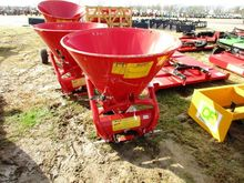 COSMO #500 METAL SPIN SPREADER,