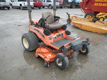 KUBOTA CD21 RIDING LAWN MOWER,