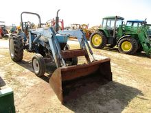 FORD 3930 TRACTOR W/FORD 7310 F