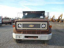 1975 GMC Dump Truck