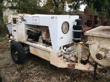 Schwing BP1000X Concrete Pump,