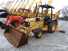 1993 Ford 555D Tractor Loader B