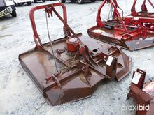 Brown Brush Cutter Mower