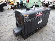 Lincoln 300D, 300 amp Welder/Ge