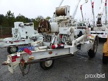 2012 Altec RD108 Self-Propelled