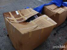 2 Pallet Boxes Misc. Truck Part
