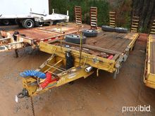 2007 Hooper 10-Ton T/A Tagalong