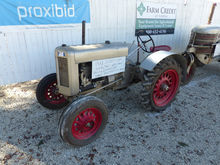 1935 SILVER KING TRACTOR
