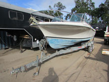 BOAT WELLCRAFT 20FT