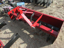 BOX BLADE 6FT RED