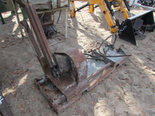 BOBCAT TRENCHER PARTS