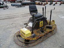 Wacker 8' Riding Trowel Machine