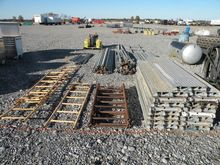 Large Lot of Tube and Clamp Alu