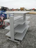 5' Folding Steel Shelf