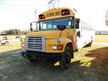 1998 FORD BLUE BIRD SCHOOL BUS,